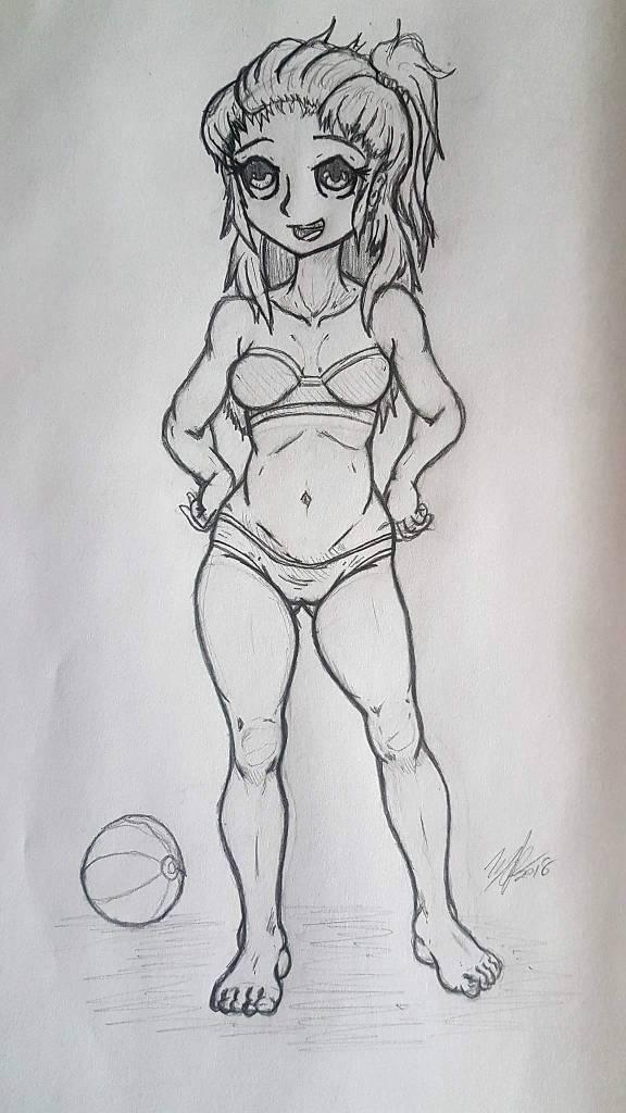 Volleyball anyone? by ArtPonyMDP