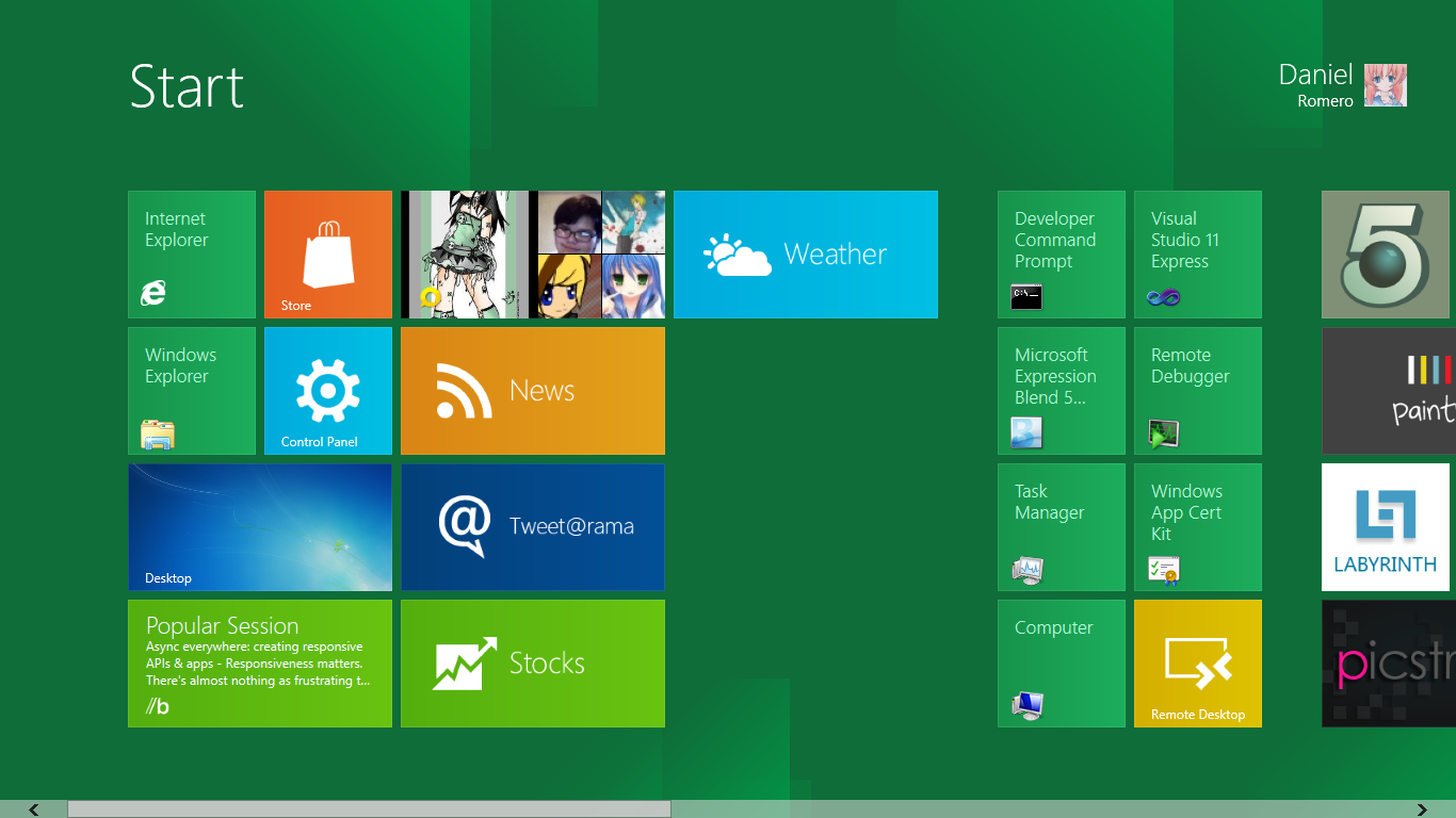 Design Bathrooms Windows 8 Metro Start Menu By Funfunfunfun234 On Deviantart