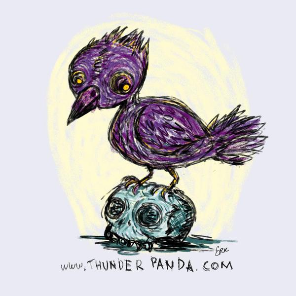 Bird by sampratot