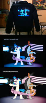 Vinyl Scratch and Tavi - Jacket