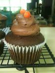 Chocolate Peanut Butter Cup Cupcake