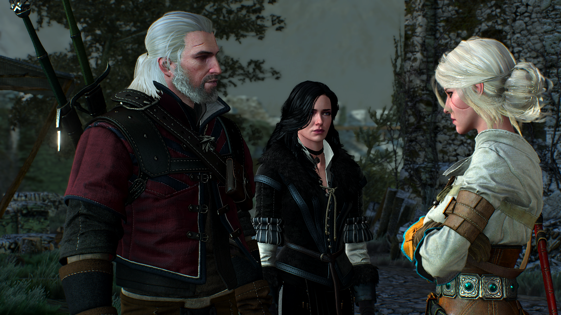 geralt and yennefer by - photo #26