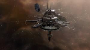 Eve Online - Roden Shipyard Factory Station