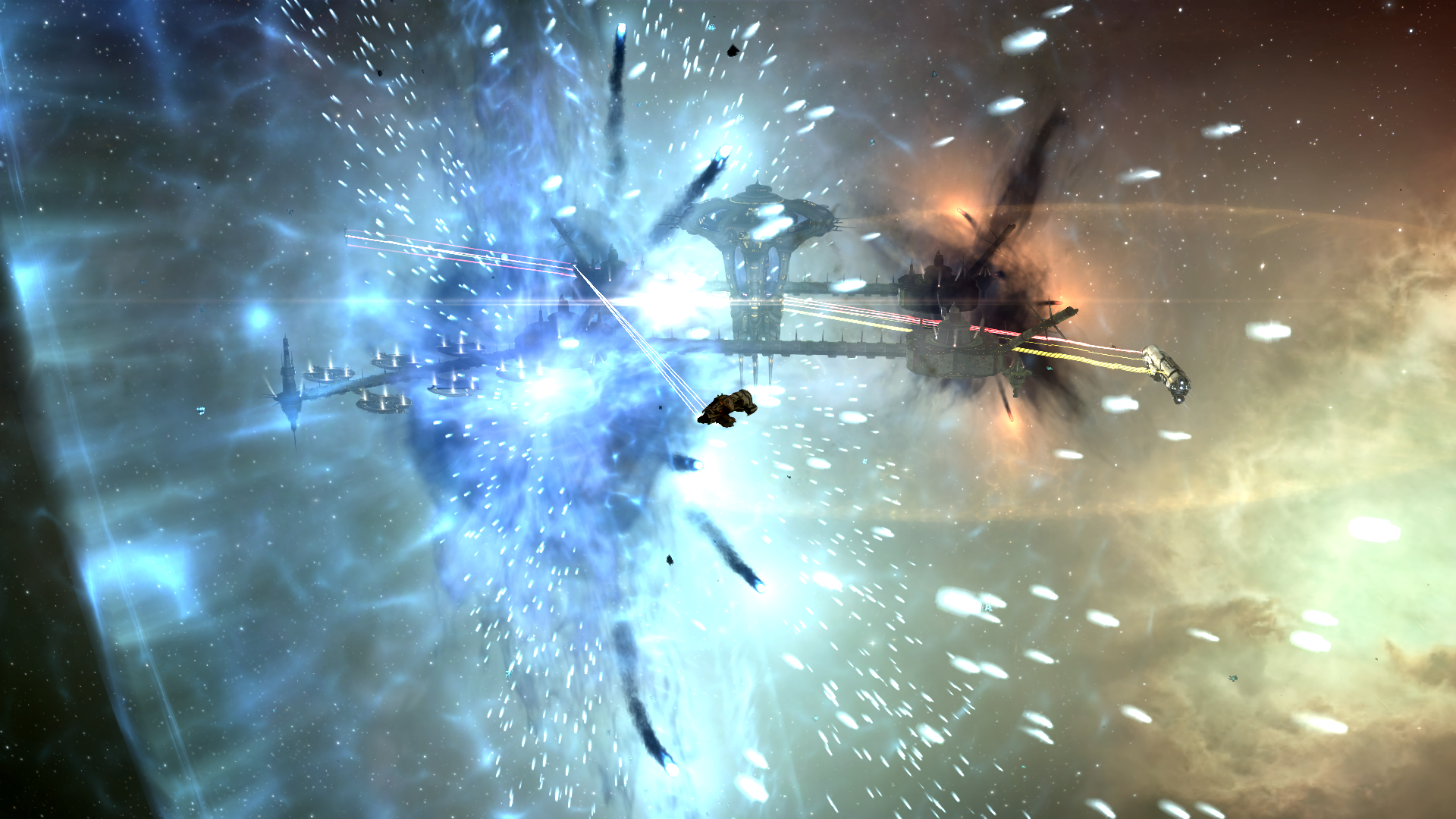 eve_online___purists_vs_sansha_by_vollho