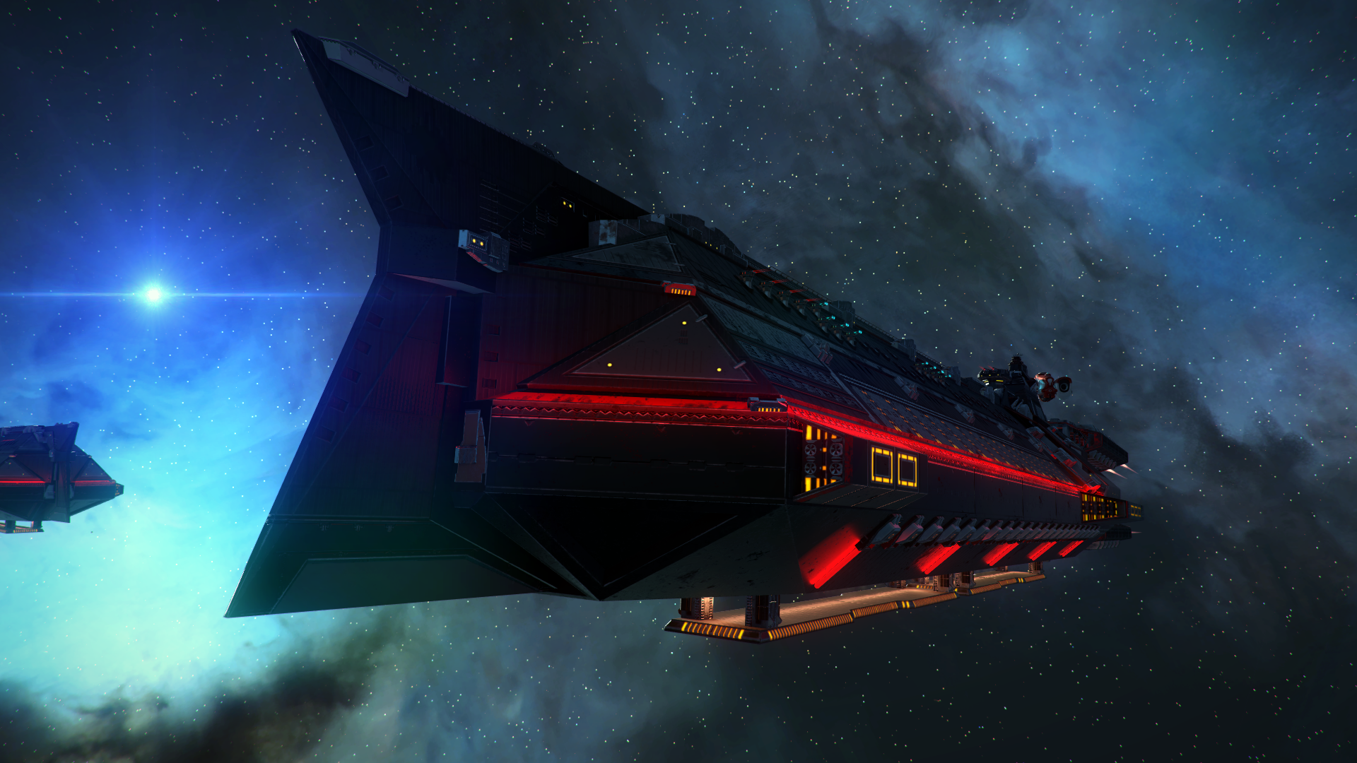 United Empire Dreadnought By Vollhov On