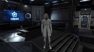 Eve Online - Caldari Captain's Quarters
