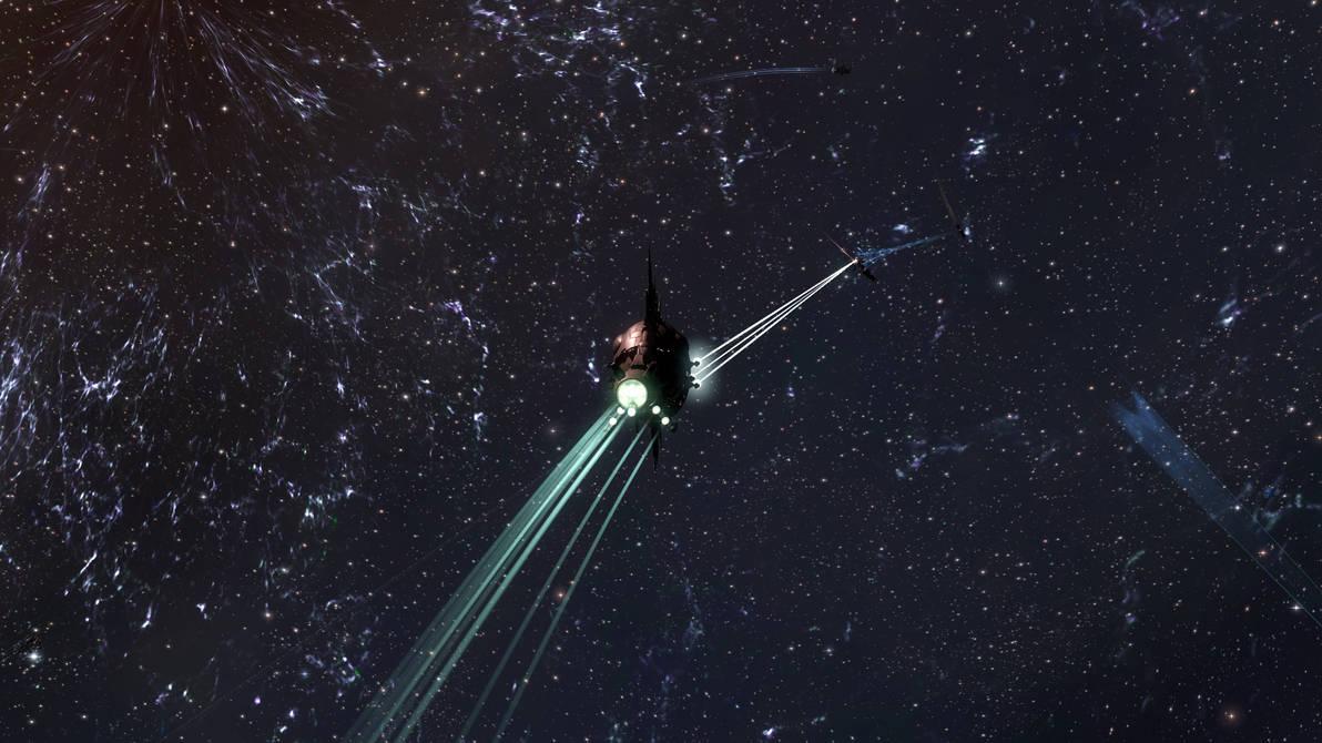 Eve Online - Phantasm (PvP) by Vollhov on DeviantArt