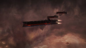 Endless Space 2 - United Empire Fleet