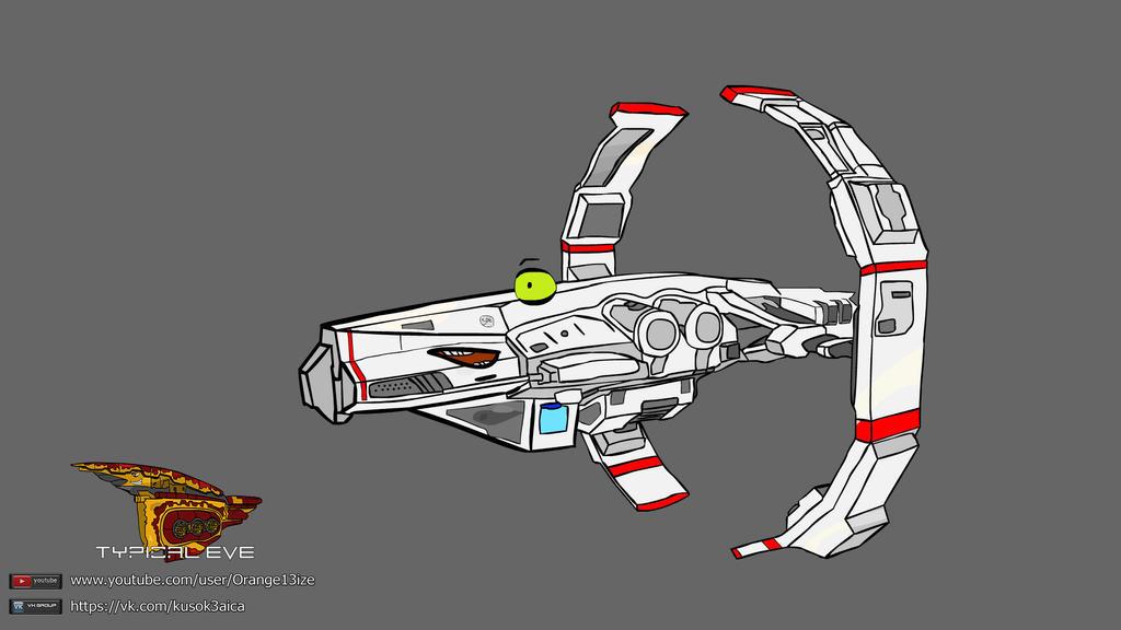 Typical EVE - Astero by Vollhov on DeviantArt
