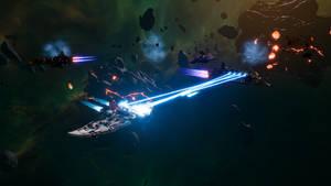 Battlefleet Gothic: Armada 2 by Vollhov