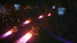 Battlefleet Gothic: Armada 2 - Fleet Bakka by Vollhov