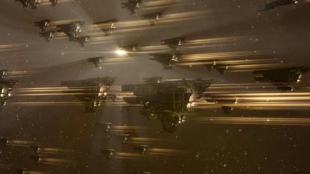 Eve Online - Muninn's fleet