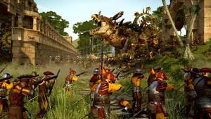 Total War:Warhammer2-The Huntsmarshal's Expedition