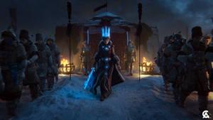 Tzarina Katarin, the Ice Queen of Kislev