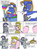 Mermaid Plushie Curse 2 by blackmage20