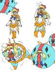 Sailor Venus Pooko'd