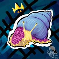 Snail gift for Chlorure