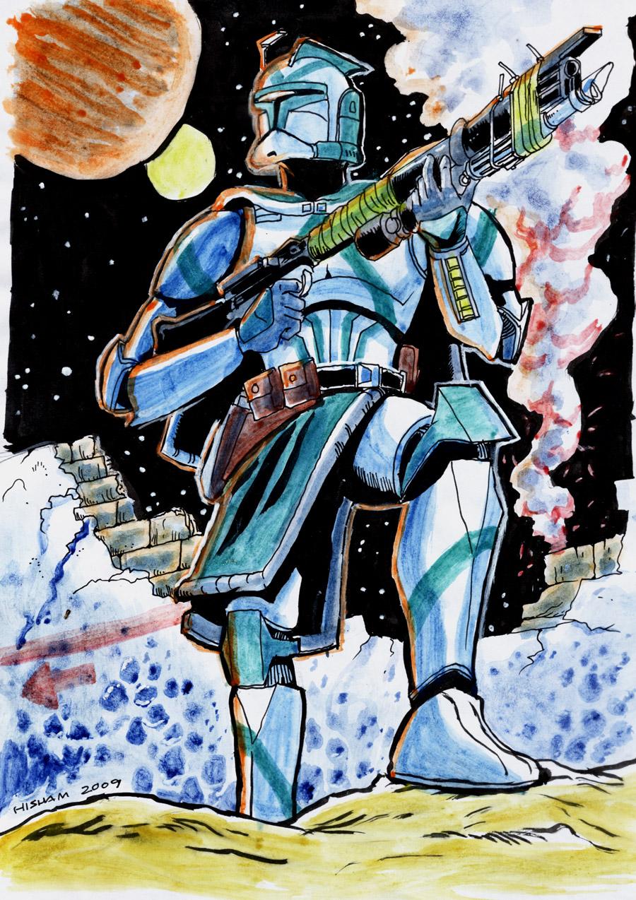 ARC Trooper J3D1