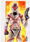 Red Clone Trooper