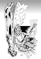Iron Mace of Law by KhairulHisham