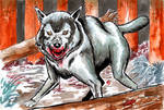 Faris the Awakened Wolf by KhairulHisham