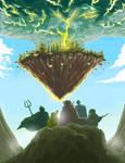 Azamar: Paradise Fragment cover