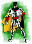 Space Ghost by KhairulHisham