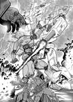 Mecha RPG: Battle Zone by KhairulHisham