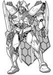 Mecha RPG: Blademaster by KhairulHisham