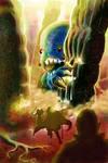 BareBones RPG Adventure Cover by KhairulHisham