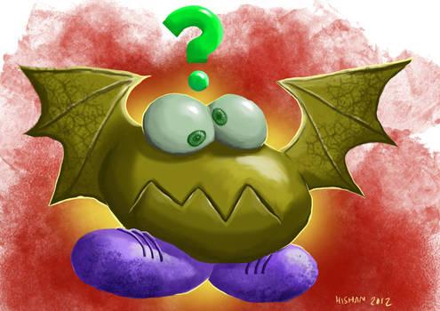Confused Bat