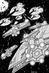 ATS: Ship Battle