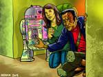 Edge of the Empire: Claire, Squeak and Dutch by KhairulHisham