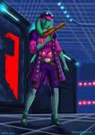 Numa, Twi'lek Fighter