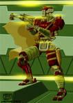 VAX11, Droid Technician
