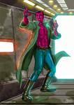 Darter Kel, Zeltron Explorer