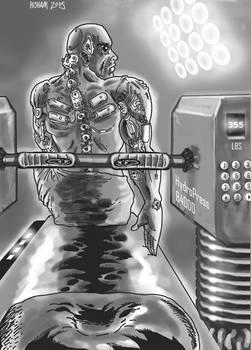 Cyborg Adept