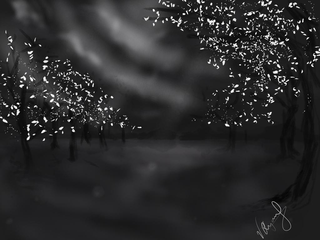Leaves by DenAltVega