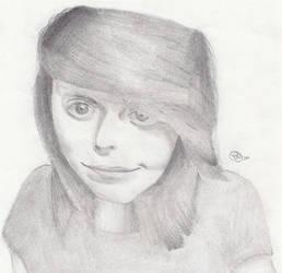 Portrait of Alli