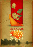 culture show poster by Duntiwan