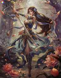 wuxia-2 by rororei
