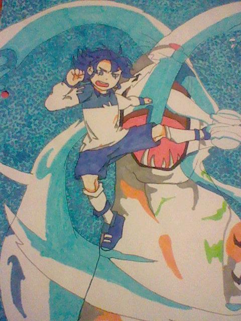 Panther Blizzard-Yukimura Hyouga by HarpoKendrick