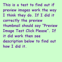 Preview Image Test- Plus Tutorial by JouYasha