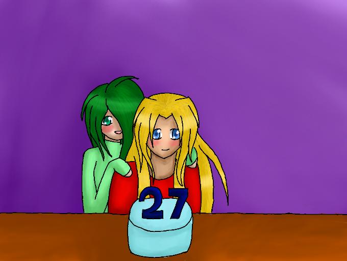 Happy 27th Birthday Edward by JouYasha