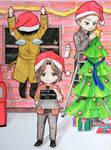 A Very Supernatural Christmas!