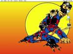 Swat Kats desktop
