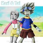 COMMISSION - KARI AND TAI