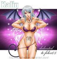 KALIN SUCUBUS by DarkShadowArtworks