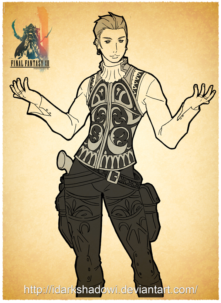 FINAL FANTASY XII: BALTHIER