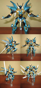 REVOLTECH 111 JEHUTY ANUBIS ZONE OF THE ENDERS